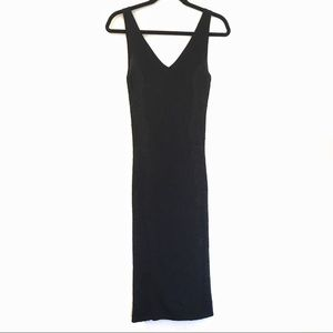[ZARA] Sleeveless Bodycon Dress w Lace Details M